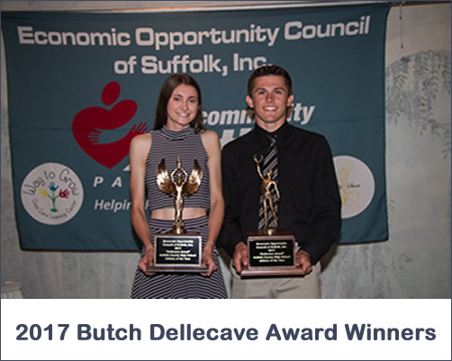 Dellecave Award Winners for 2017