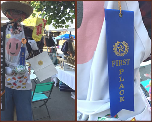Sensationally Sweet won First Place in the Great South Bay Chili Chowder Festival