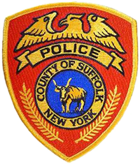 Suffolk County Police Logo